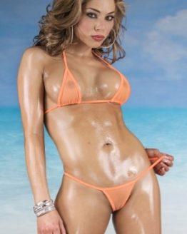 Mesh Micro Bikini | DoubleTake Microwear